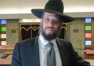 Rabbi Tzvi Steinberg is spiritual leader of Zera Abraham.