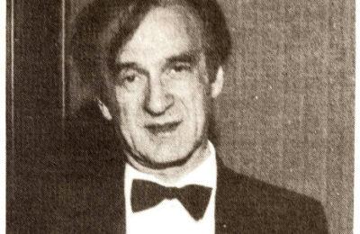 Elie Wiesel in Denver, 1987