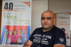 Mohammed El-Halabi (World Vision)