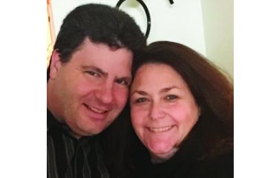 Marty and Shira Zimmerman