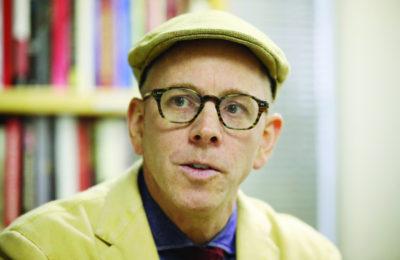 Prof. Samuel Rascoff (Aleksei Kolesnikov)