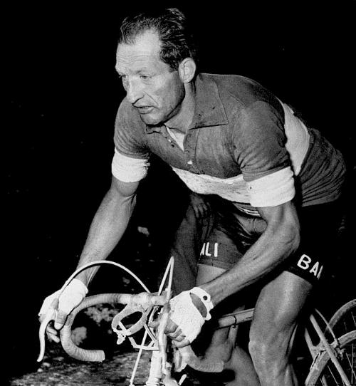 Giro champion Gino Bartali will be posthumously awarded Israeli ... 5e4874e60