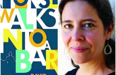 Jessica Cohen, right, translated David Grossman's A Horse Walks Into a Bar.