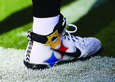 Steelers  QB Ben Roethlisberger honors Pittsburgh victims - IJN ... 84bd7c4ff