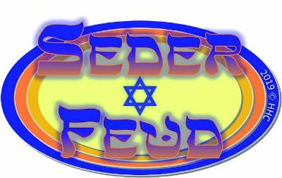 Seder Feud' Passover game created by HEA members - IJN